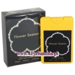 Tiverton Caroline Constant Flower Season Black - woda perfumowana 20 ml