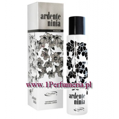 Chatler Ardente Ninia Code White - woda toaletowa 100 ml