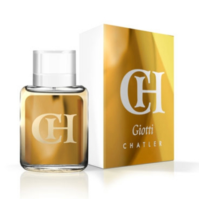 Chatler Giotti CH Gold Woman - woda toaletowa 100 ml