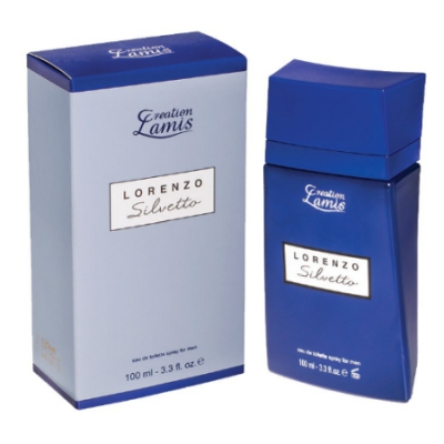 Lamis Lorenzo Silvetto Men - woda toaletowa 100 ml